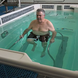 Aquatic Therapy for Back Pain