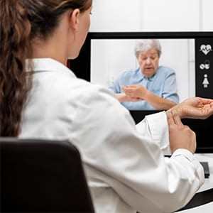 telehealth online medical service offered to Michigan Primary Care Partners patients