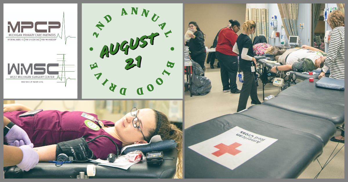 MPCP 2nd Annual Blood Drive