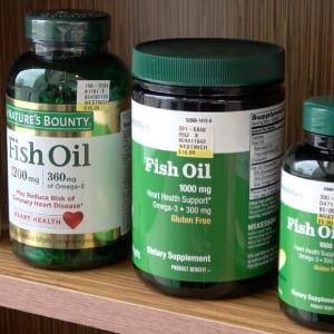 FIsh oil for cardiovascular health